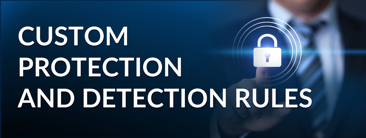 Custom Protection Rules