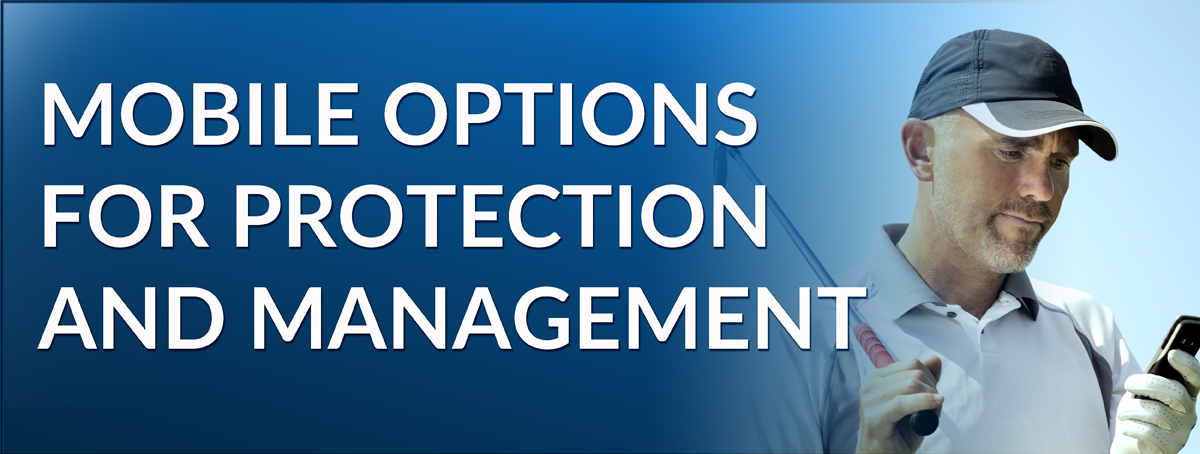 Mobile Protection Options